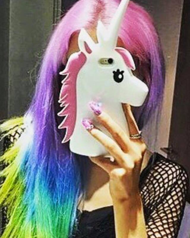 Nouvelle Tendance 2017 La Unicorn Braid Unicorn Hair Coiffure