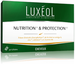 Luxeol, nutrition et protection