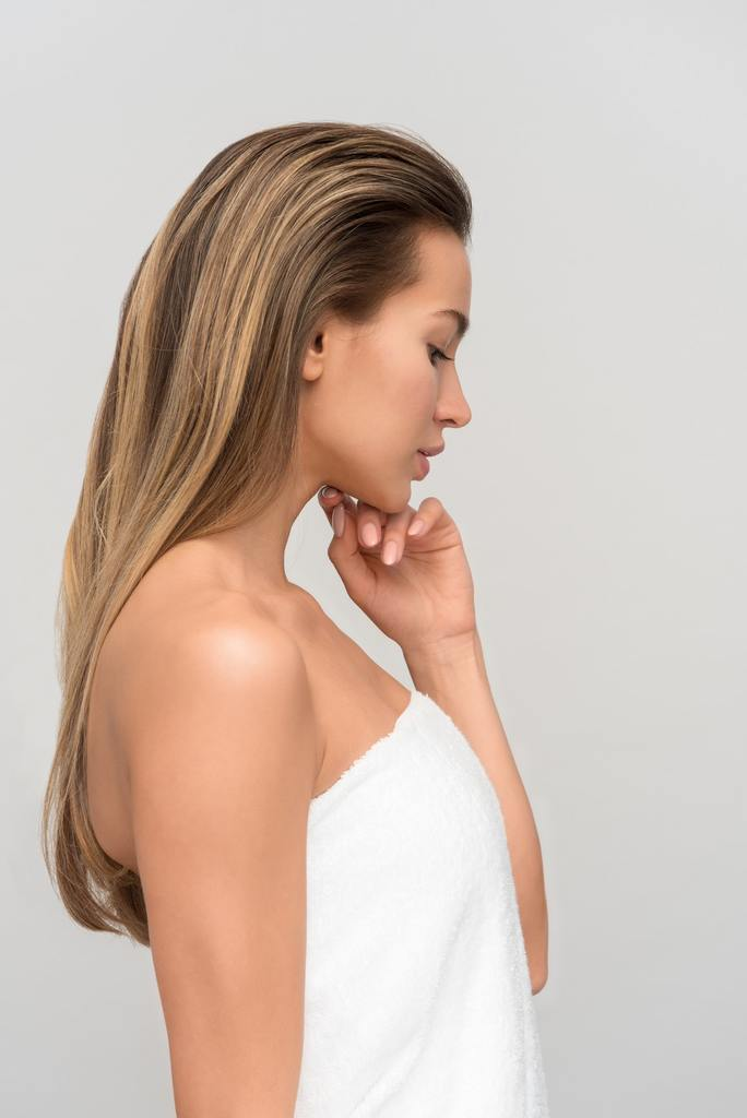 Biotine et soin des cheveux
